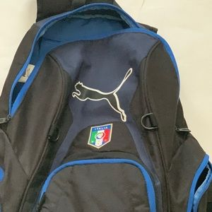Puma FiGC Italy Backpack